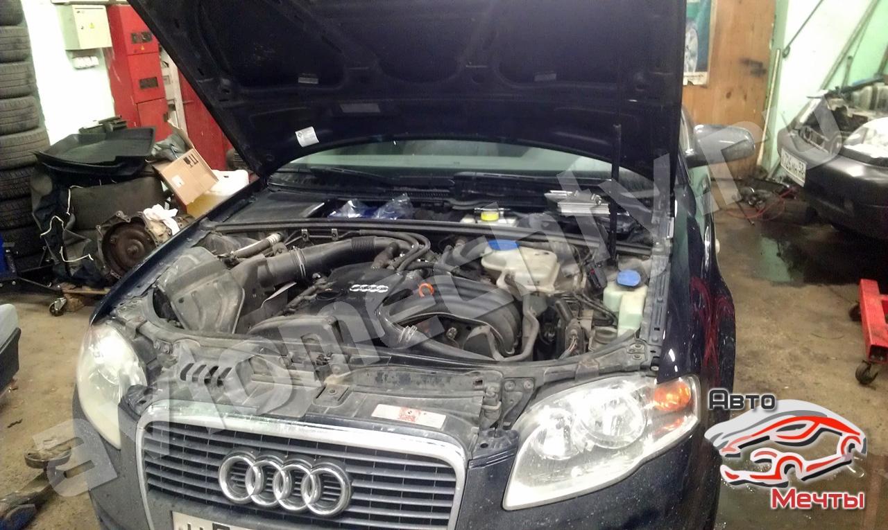 Прошивка Audi A4
