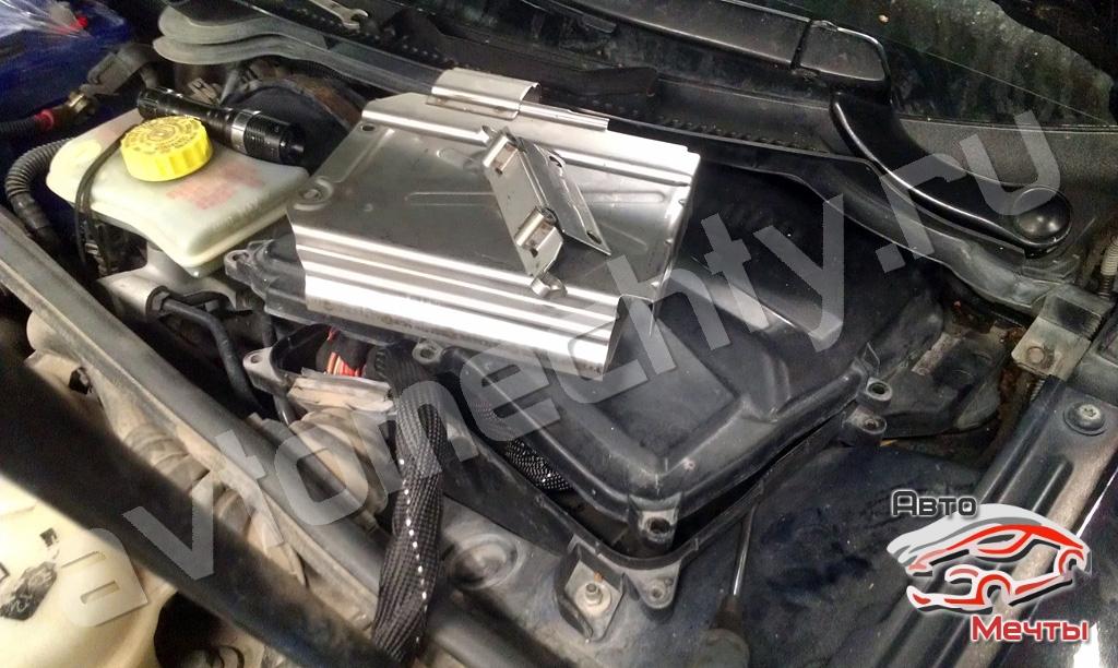 Чип-тюнинг Audi A4