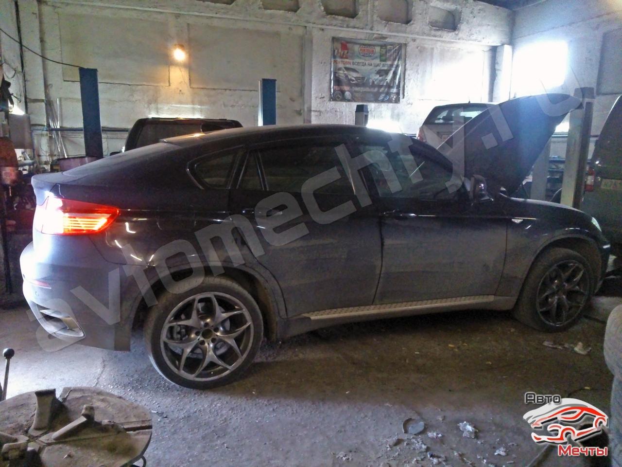 Чип-тюнинг BMW X5, отключение контроля катализаторов, вторых лямбда-зондов, увеличение мощности Stage-1
