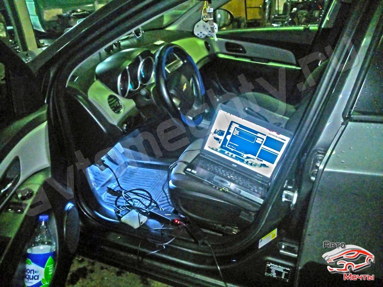 Чип-тюнинг Chevrolet Cruze 1.8L на Евро 2