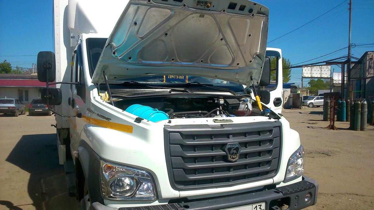 Чип-тюнинг GAZon Next, отключение сажевого фильтра DPF, системы EGR, увеличение мощности Stage-1
