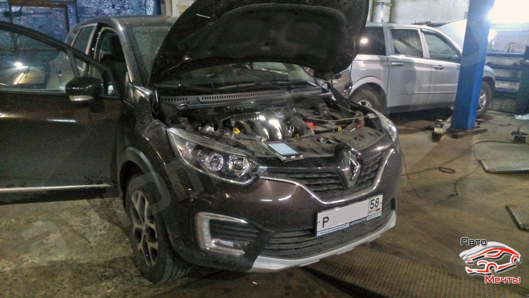 Чип тюнинг Renault Kaptur в Пензе