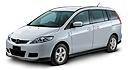Чип-тюнинг Mazda 5