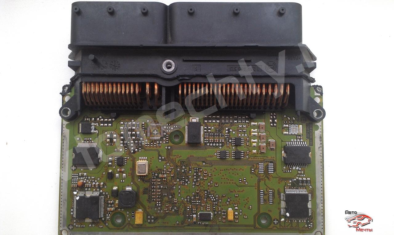 Электронный блок управления двигателем Форд Мондео