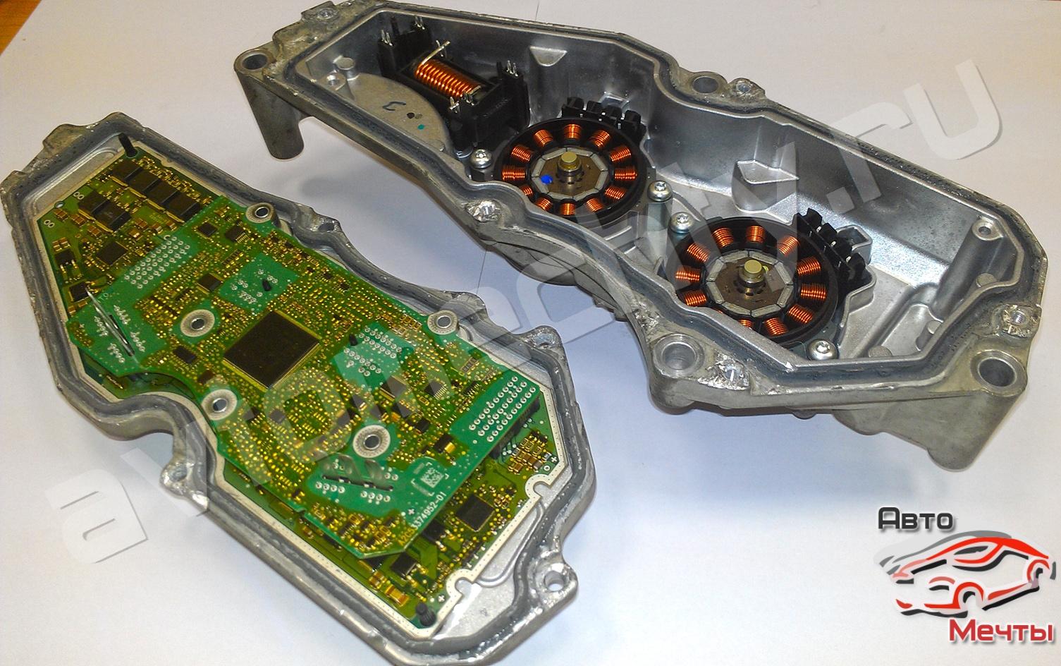 Ремонт TCM PowerShift Ford Focus 3 (каталожный номер 5198185)