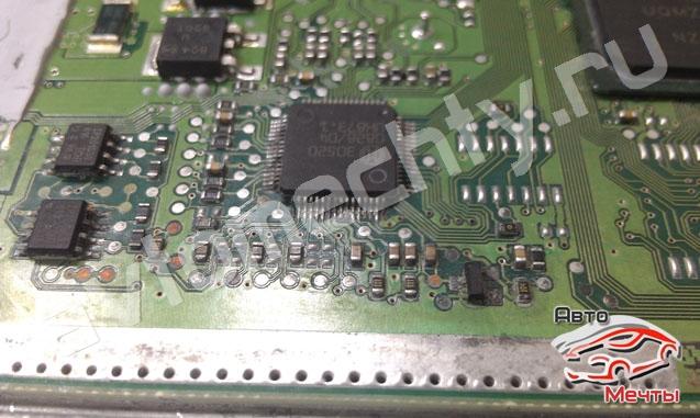 Электронный блок управления двигателем KIA Sorento 2.5L дизель 2009г.в.