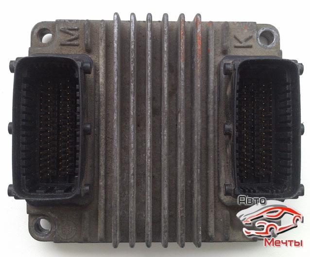 Электронный блок управления двигателем TOYOTA Astra G