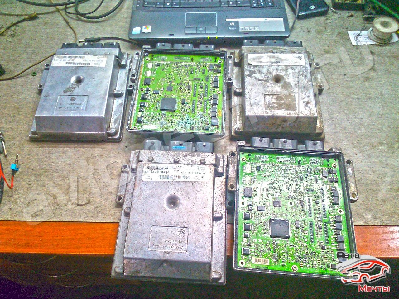 Срочный ремонт и неисправности электронного блока управления ЭБУ