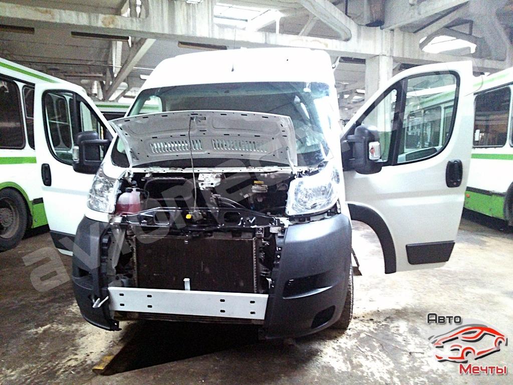Диагностика и ремонт микроавтобусов, маршруток Citroen Jumper, Fiat Ducato, Ford Transit и Peugeot Boxer